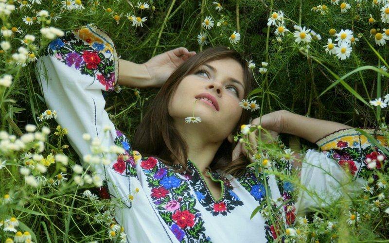 7 прекрасных образов русской девушки