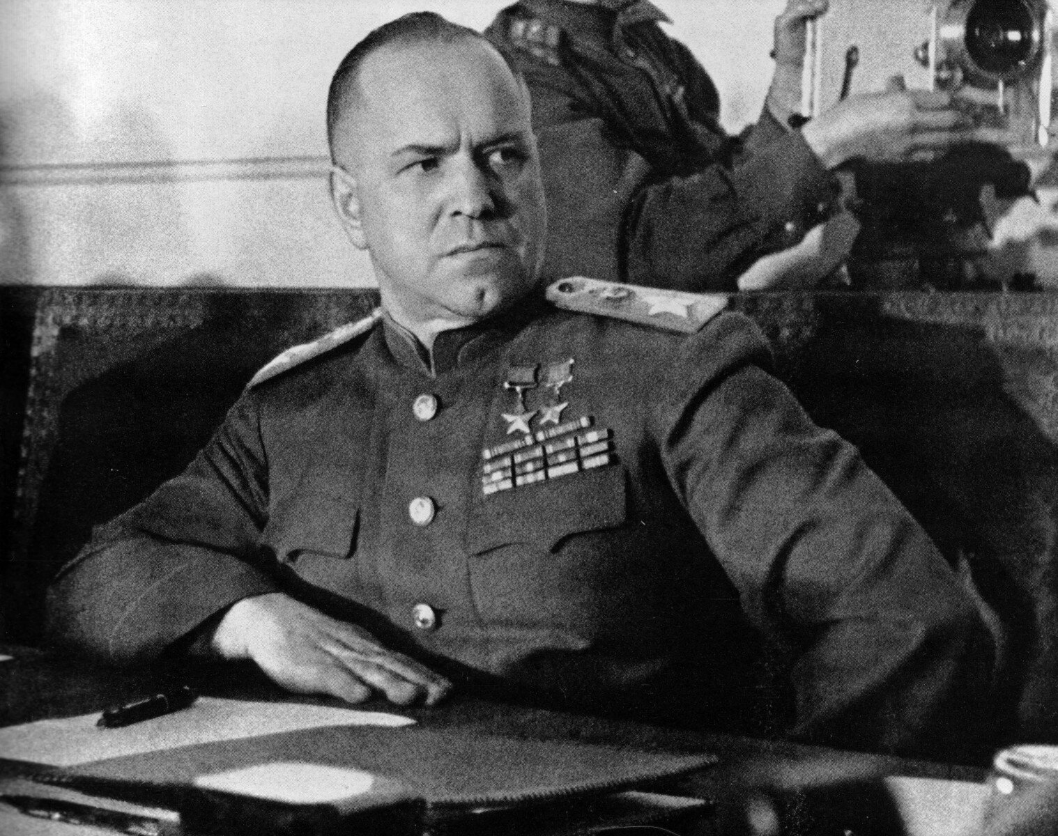 7 интересных и редких фактов  из жизни Георгия Жукова