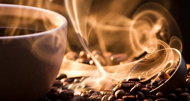 Этот пьянящий кофе...