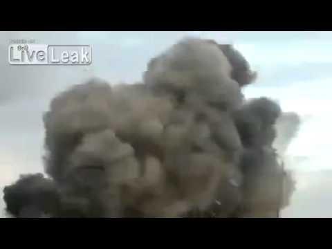 Один Взрыв машины в египте
