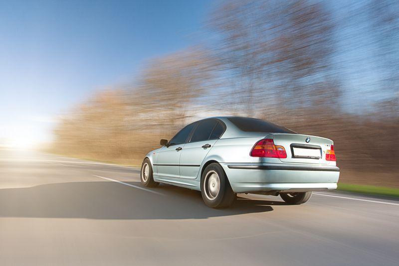 Съемка автомобилей в движении (RigShot)