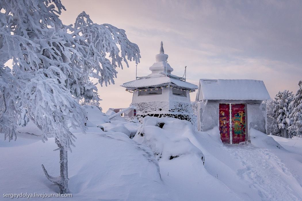 Как живут в Буддийском монастыре Шад Тчуп Линг на Урале