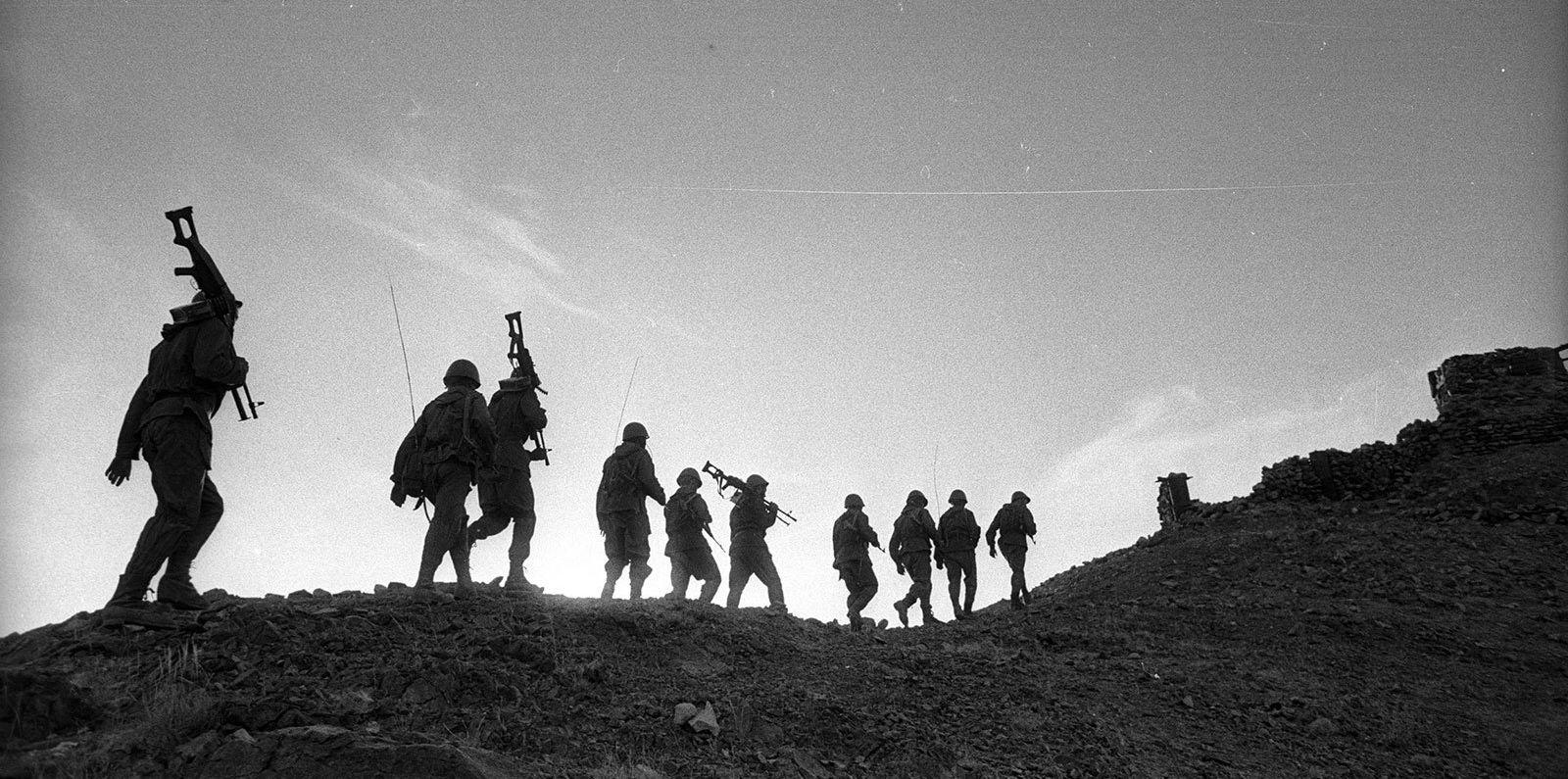 Афганистан 1988. Настоящая история подвига бойцов 9-й роты