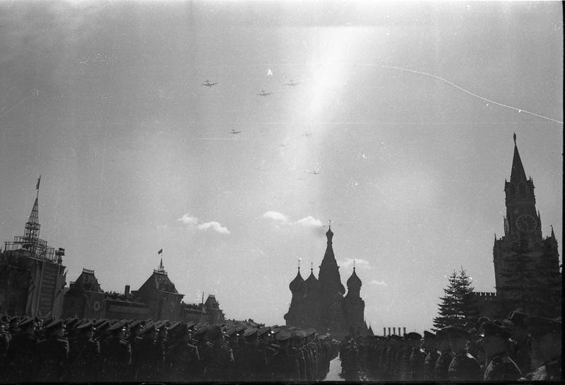 Военный парад  1951 года