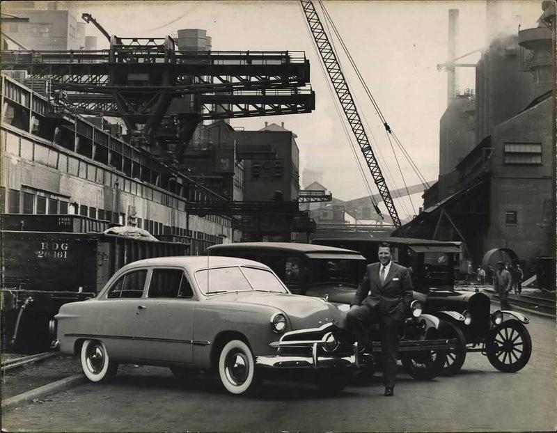 История автомобилестроения - Рождение новой эры