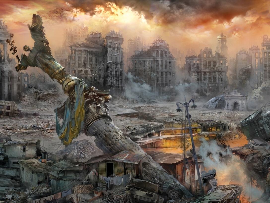Апокалиптичный Киев