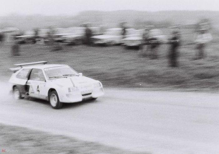 Отечественные гоночные автомобили, которые так никогда и не вышли на старт