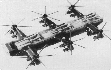 Авиация СССР:Проекты