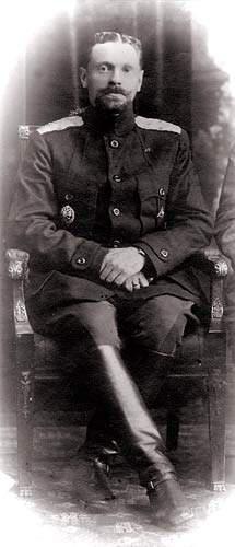 Могила Генерала Владимира Оскаровича Каппеля