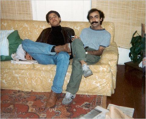 Барак Обама состоял в гей-браке
