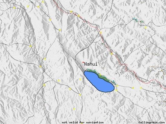 Nahui — самый посещаемый город на планете…