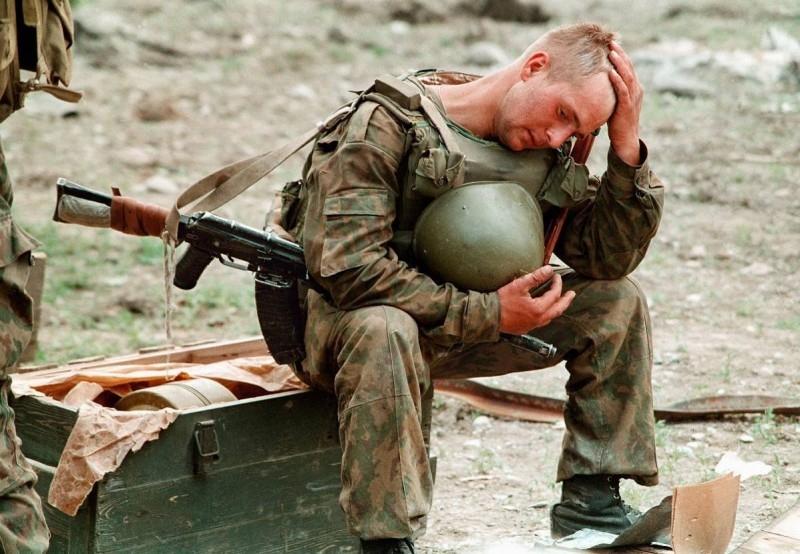 Я родился и вырос в Чечне