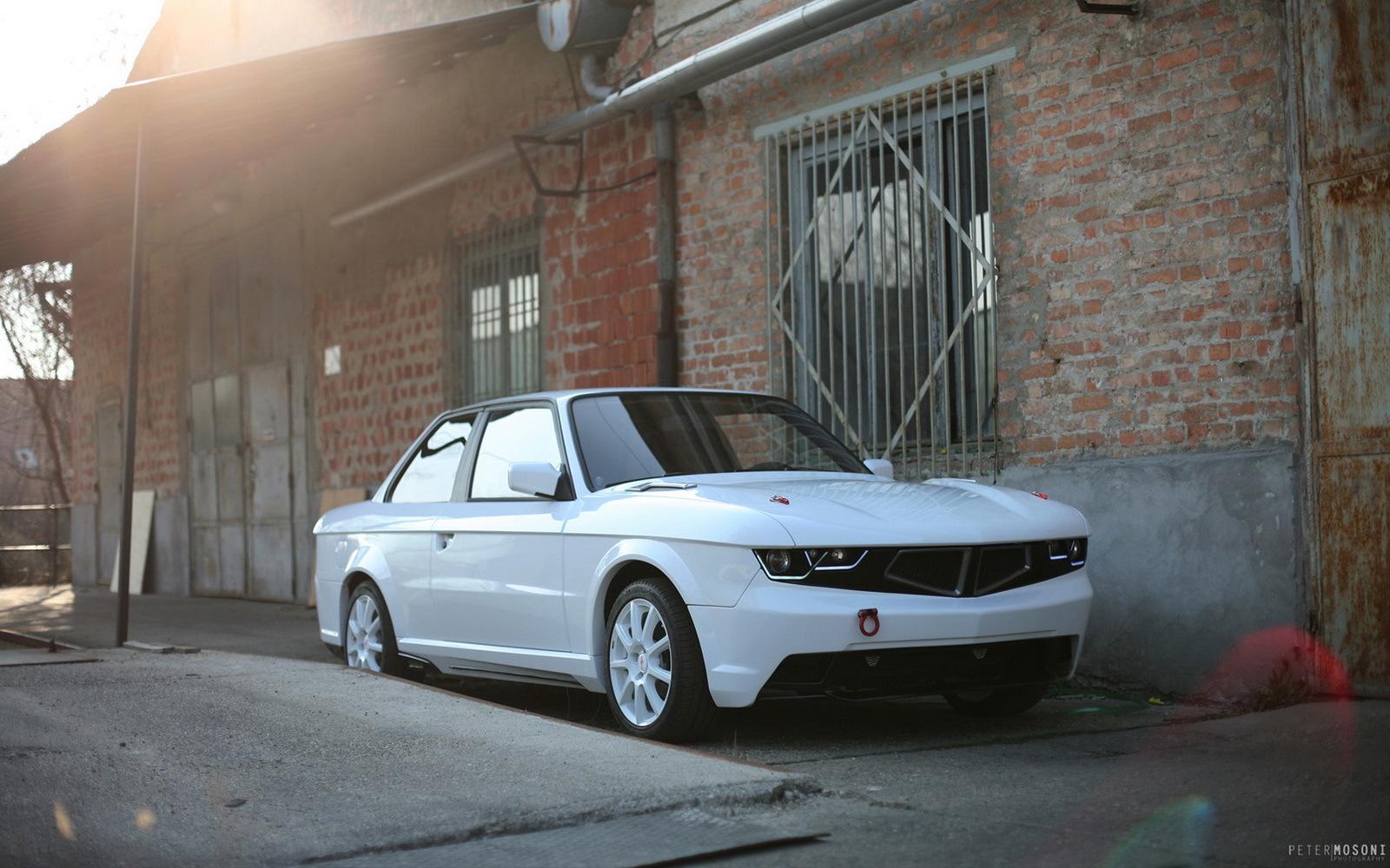 BMW E30 в тюнинге TMCars