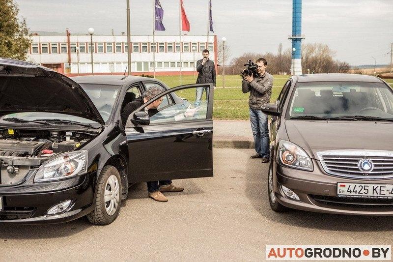 Top Gear приехал в Беларусь, чтобы протестировать новый авто