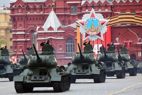 Как устроен легендарный танк Великой Отечественной Т-34
