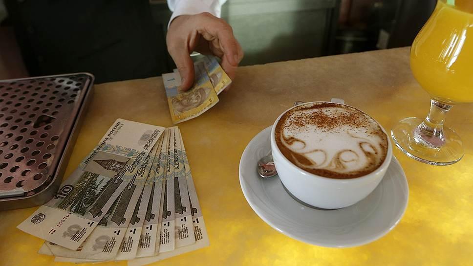 Как Крым переходит на рубли
