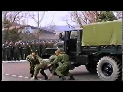 Русский спезназ об американских солдатах