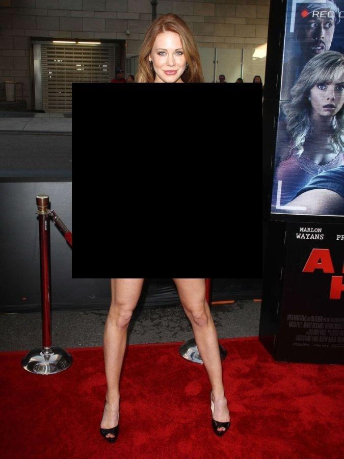 Мейтленд Уорд пришла на премьеру  фильма без трусов