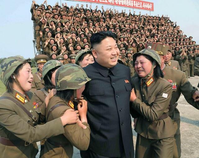 Любимец женщин из Северной Кореи от Deniss за 26 апреля 2014