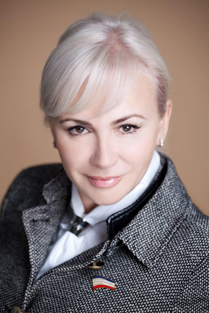 Ольга Ковитиди. Сенатор Республики Крым.