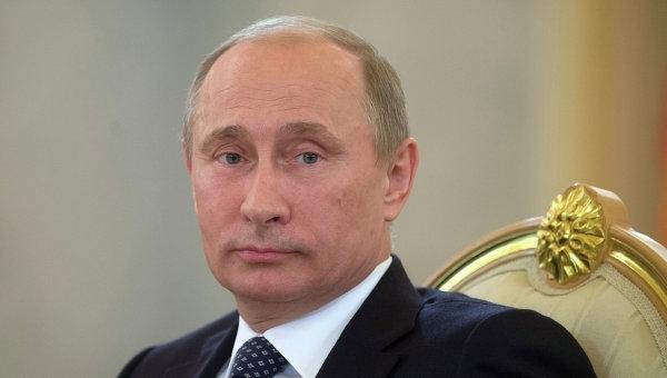 Владимир Путин делает главный удар … «Золотым рублем»