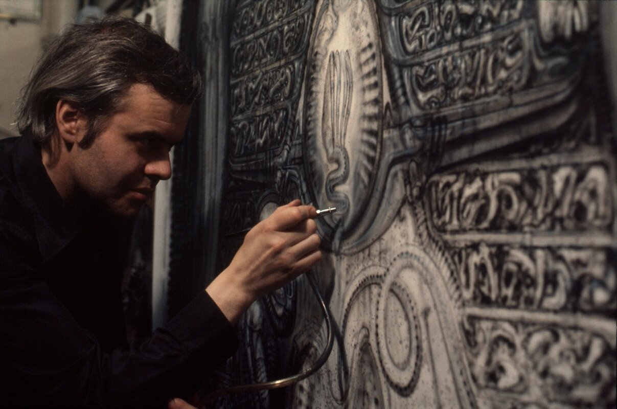 Скончался швейцарский художник Ганс Рудольф Гигер
