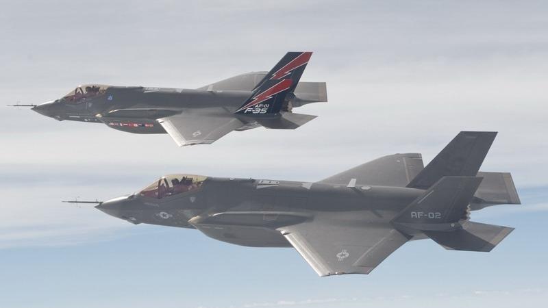 Шестидесятилетний МИГ-21 может победить новейший американский F-35С в