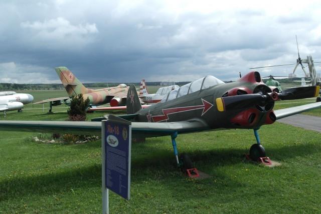 Музей авиационной техники Минск - Боровая