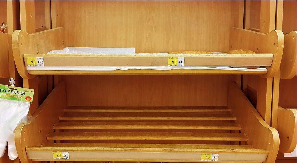 Как придумывают интернет-утки о пустых полках магазинов в Крыму