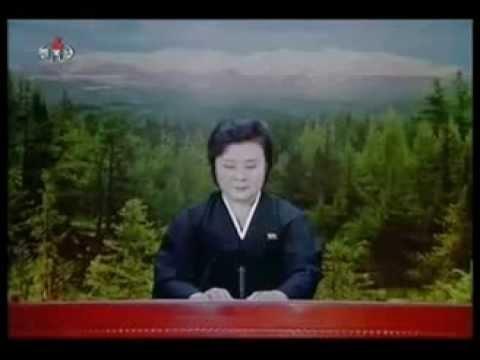 Реакция народа на смерть Ким Чен Ира