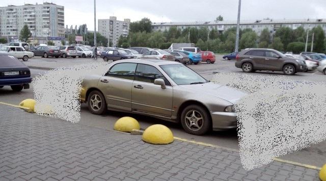Расплата за парковку