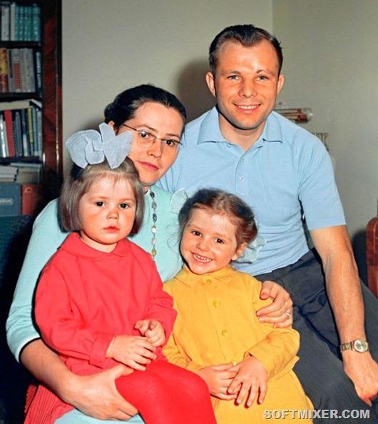 Почему вдова Гагарина почти 50 лет молчит о муже…