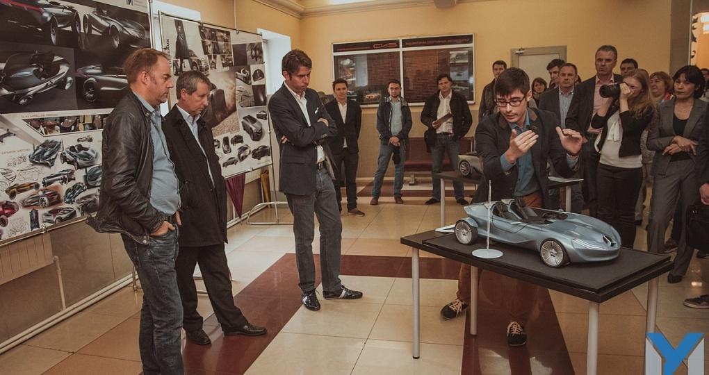 В Университете МАМИ состоялось первое в России Degree Show