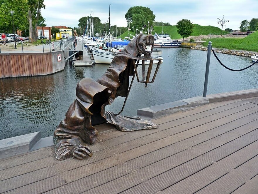 25 самых креативных скульптур со всего мира