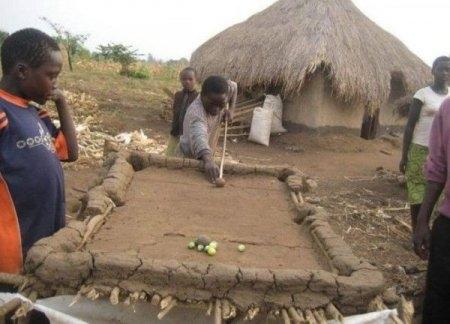 Из Африки с любовью!