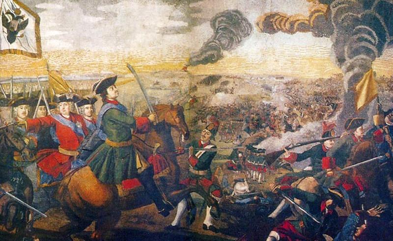 8 июля - годовщина Полтавской битвы
