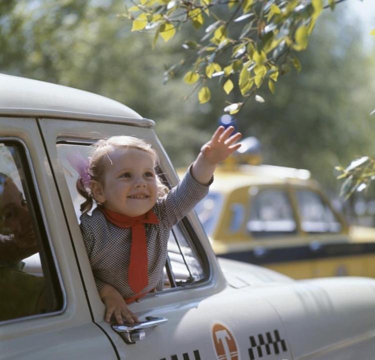 История и интересные факты о такси в СССР
