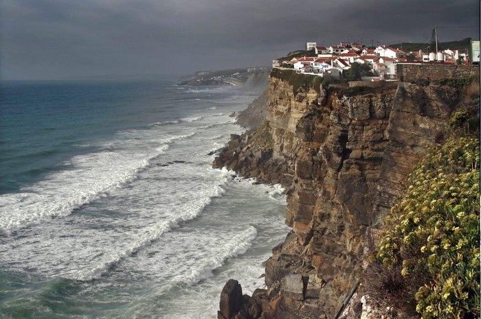 Там где кончается земля и начинается великий океан !!!