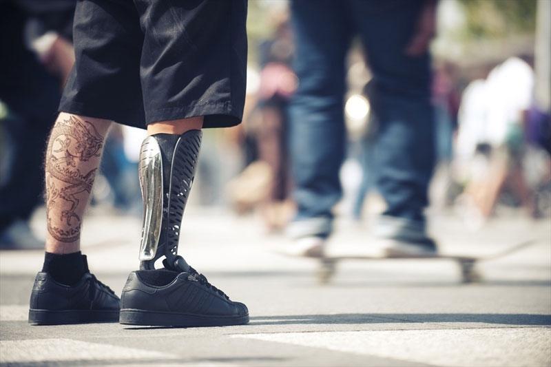 Современные ножные протезы, поражающие своими возможностями