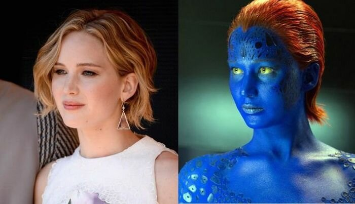 Удивительные Makeup превращения актеров