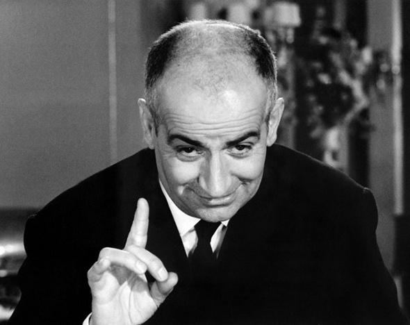 100 лет назад родился один из лучших комиков XX века - Луи де Фюнес