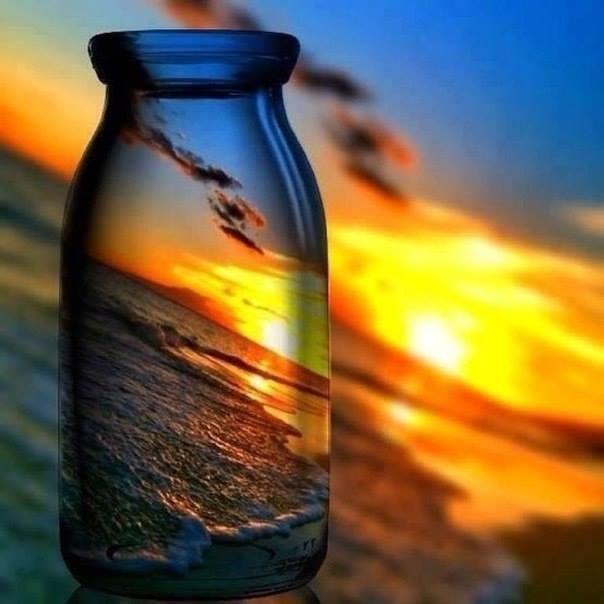 Пейзаж в бутылке