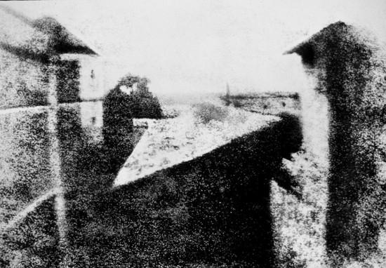 Вид из окна Ле-Грас