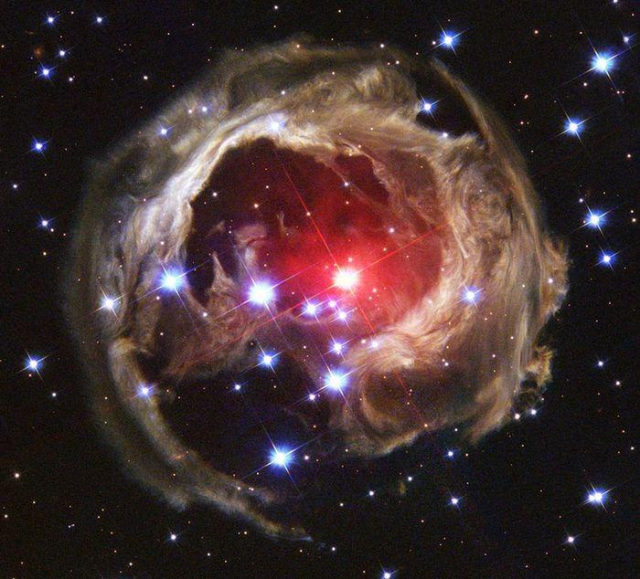 Волшебный Космос. Фото при помощи телескопа Хабблы