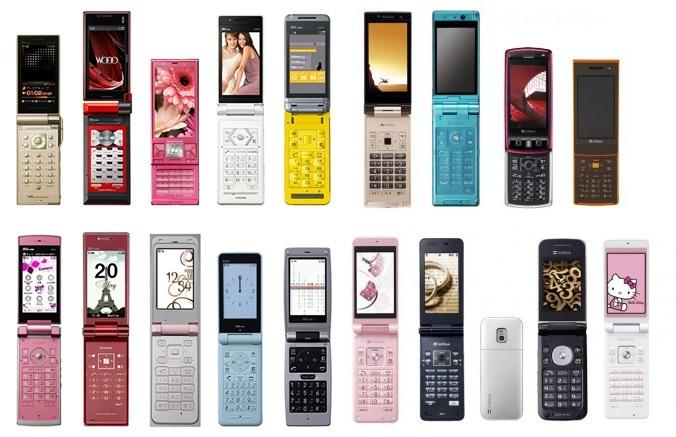 О мобильных телефонах