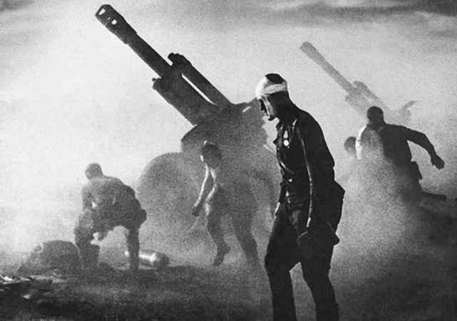 Вторая мировая война: редкие исторические фотографии