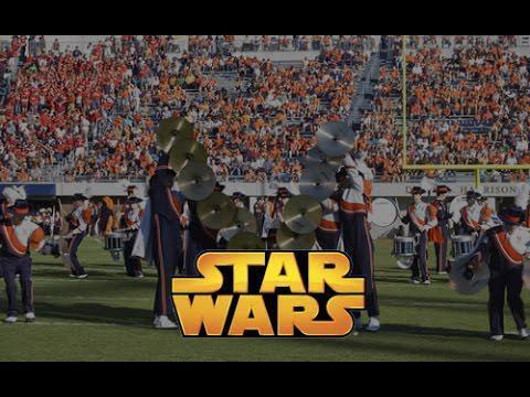Оркестрово-световое шоу на тему STAR WARS