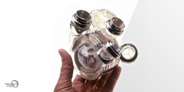 Впервые создано биомеханическое человеческое сердце