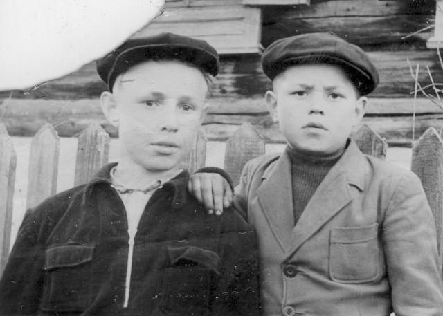 Советские дети на фотографиях