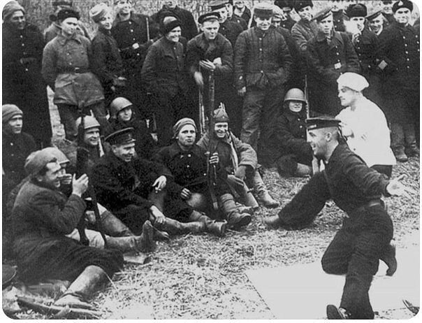 Курьезы и интересные факты Второй Мировой войны.